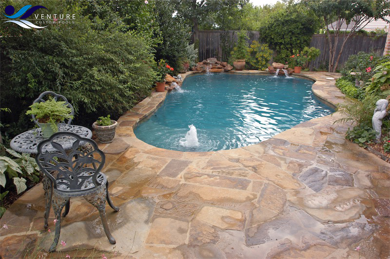 Custom Pools Dallas Venture Custom Pools Plano Tx